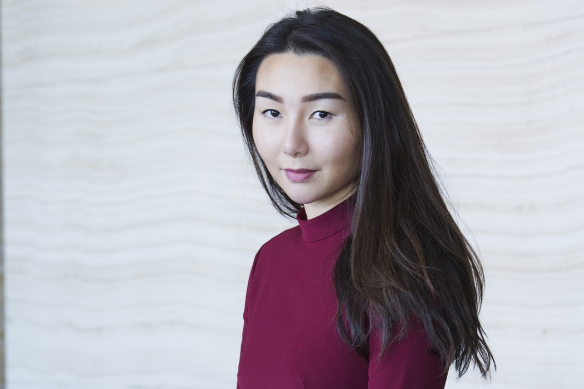 """Mia S. Lei. """"It's not difficult to bring a fashion element to sports. What's hard is being a fashion brand that has function and intellect in the product."""""""