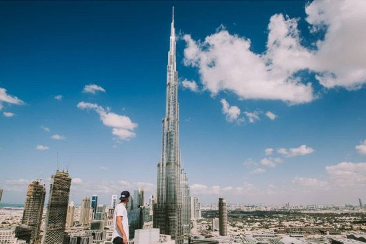 Dubai is a great holiday destination for the Rabbit.
