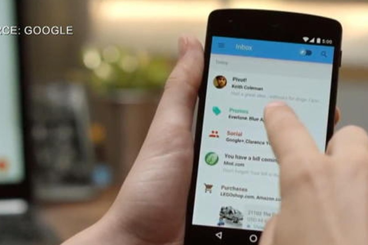 Gmail Go for Android arrives at Google Play Store