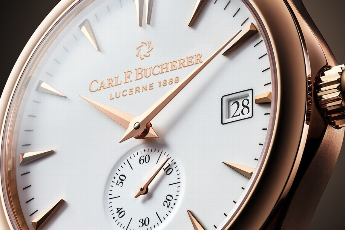 Carl F. Bucherer's Manero Peripheral 43mm