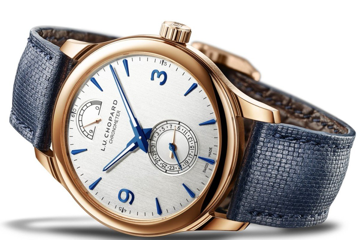 Chopard's new L.U.C Quattro features a sleek aesthetic paired with an advanced movement.