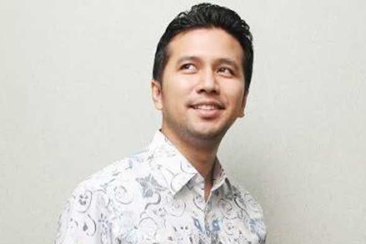 Emil Dardak, 33, is a deputy gubernatorial candidate for East Java. Photo: Ceritalah