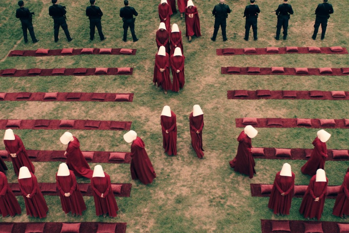 The popularity of the Hulu series, 'The Handmaid's Tale' (above), has helped the video-on-demand service to exceed 20 million subscribers. Photo: Take Five/Hulu