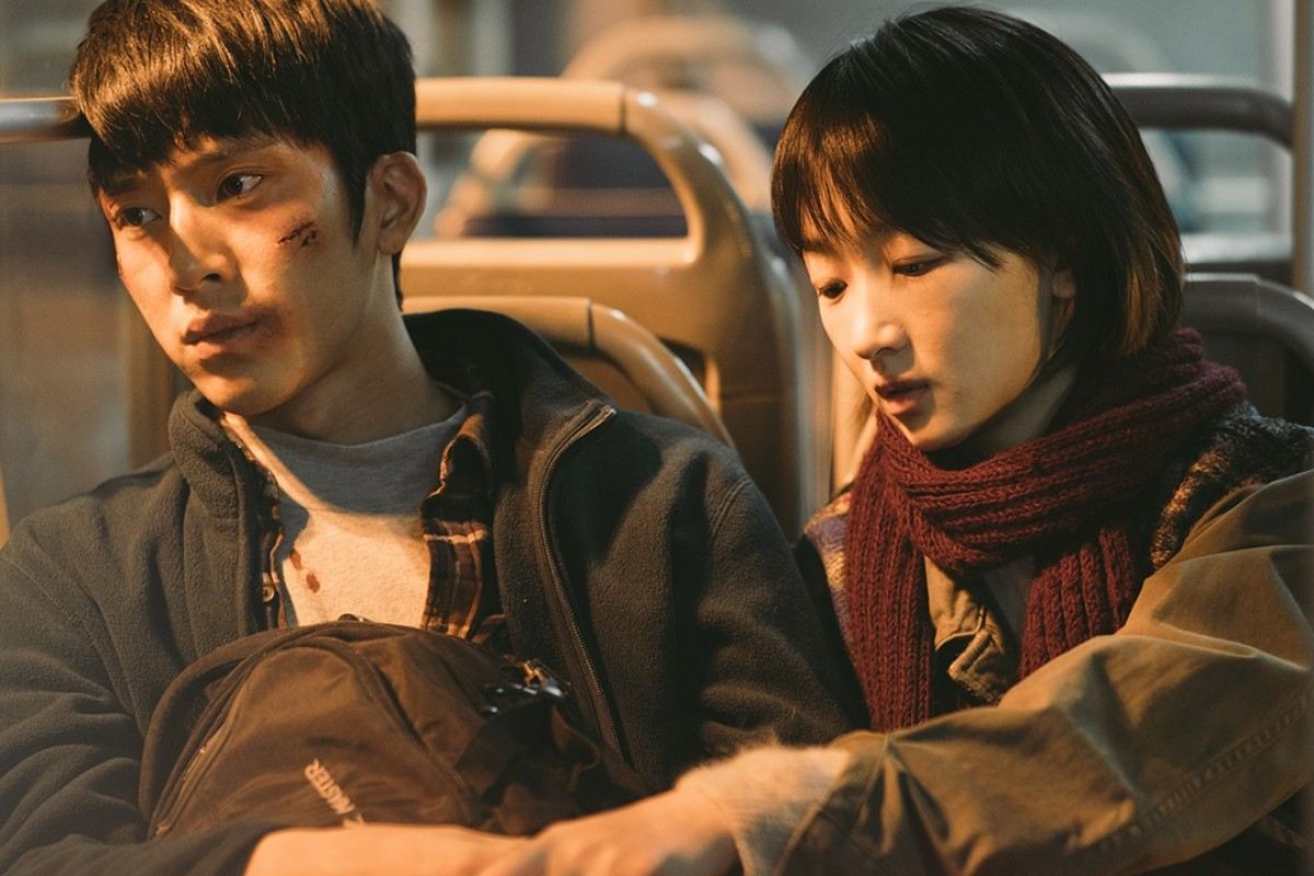 Jing Boran (left) and Zhou Dongyu star in director Rene Liu's 'Us and Them', which is the fifth highest-grossing Chinese movie this year.