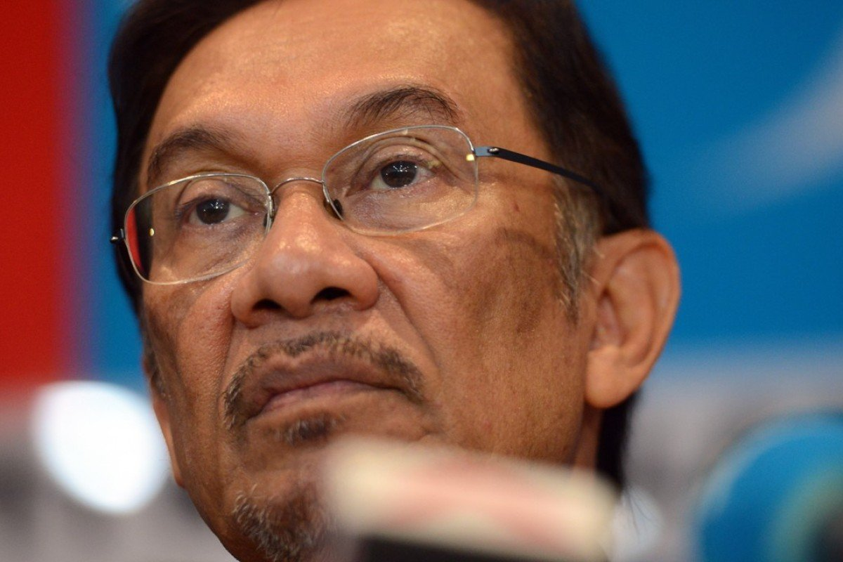 Anwar Ibrahim. Photo: AFP