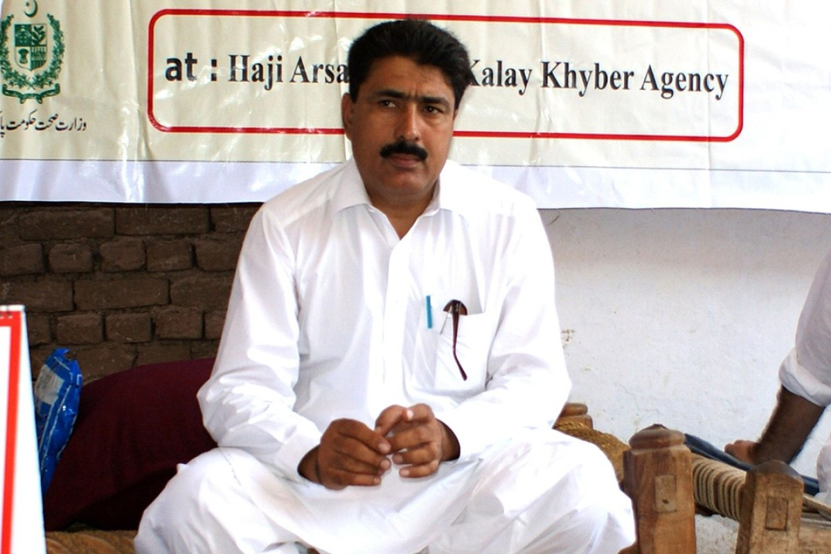 Pakistani surgeon Shakeel Afridi, who helped the CIA find Osama bin Laden. Photo: AFP
