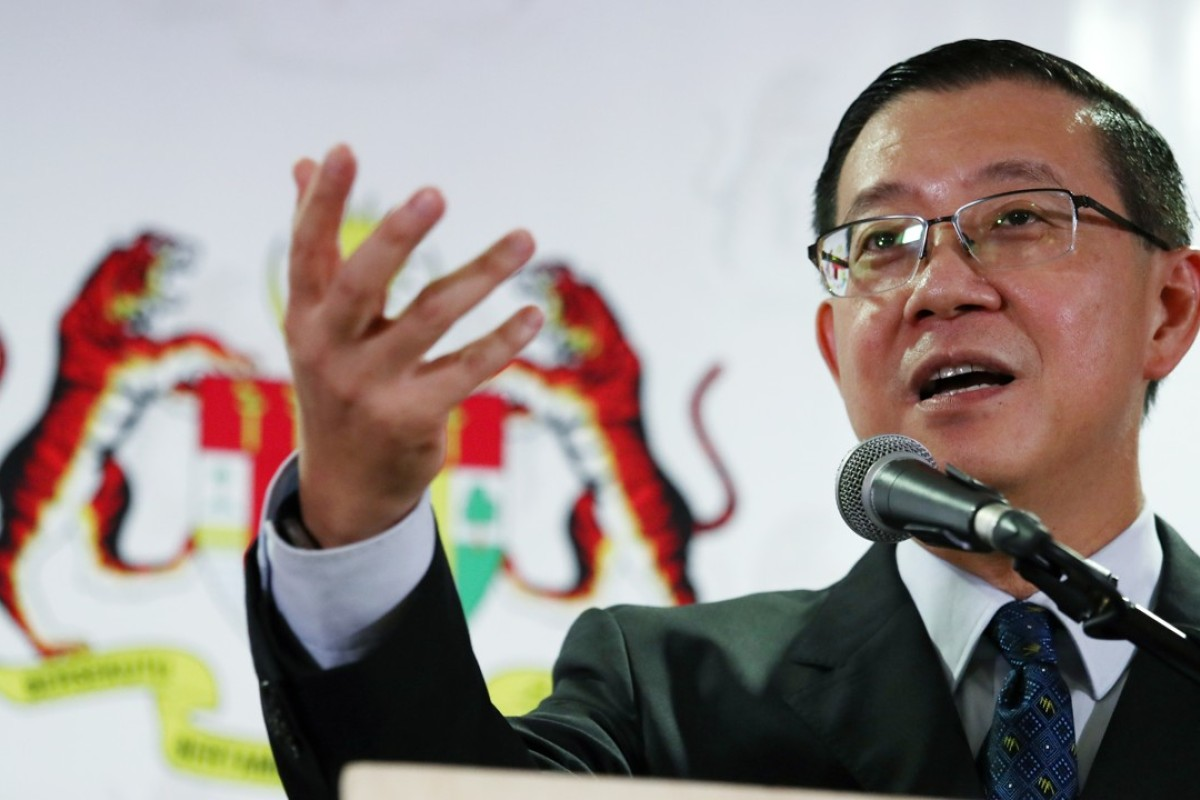 Lim Guan Eng is determined to follow the money. Photo: Nora Tam