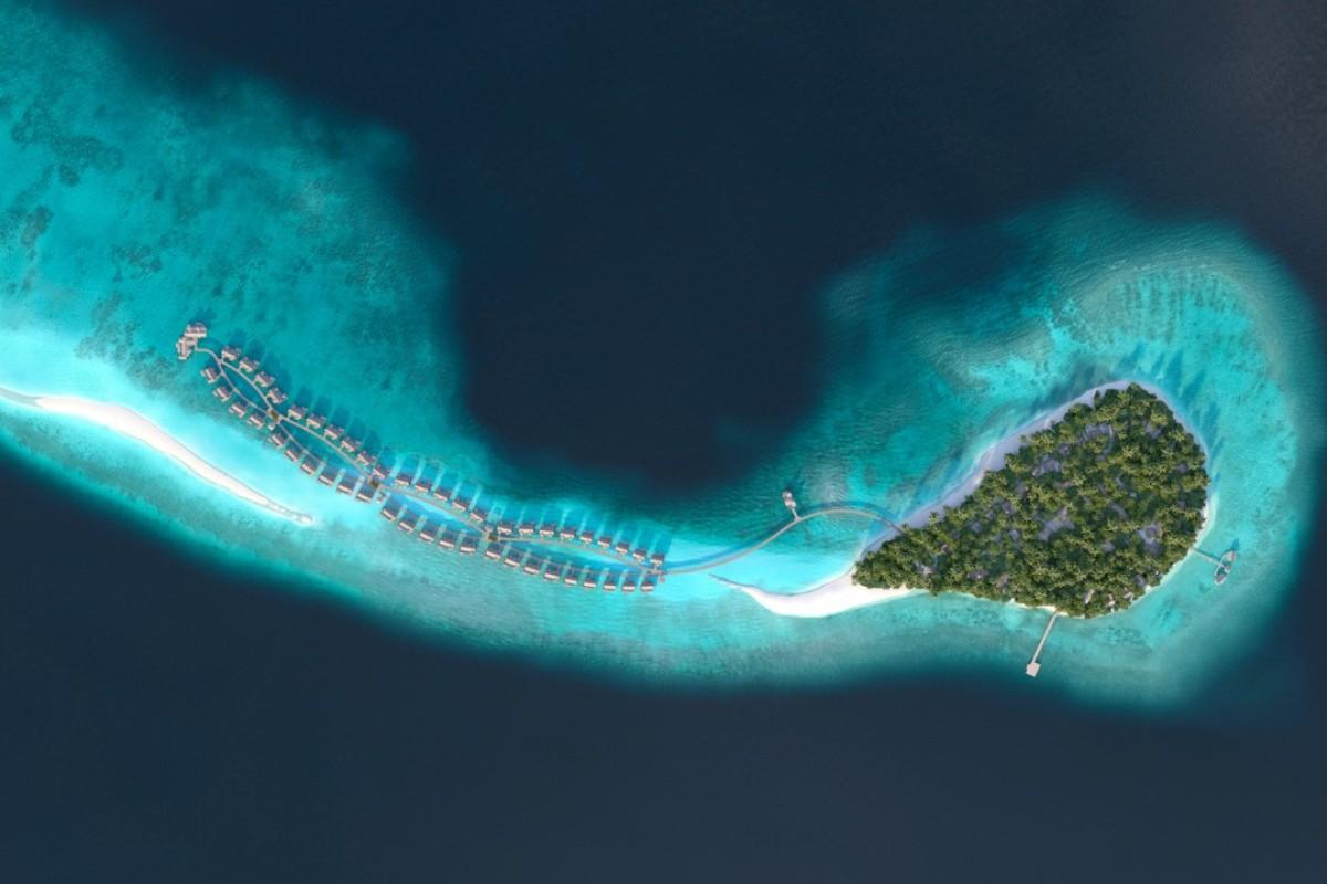 Joali island in the Maldives is a perfect getaway.