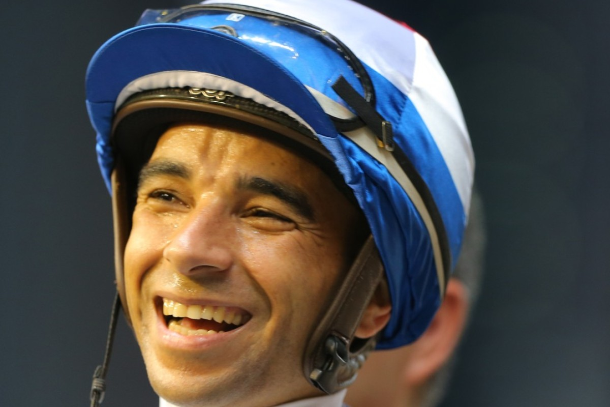 Joao Moreira is heading for Japan at the end of the season. Photos: Kenneth Chan