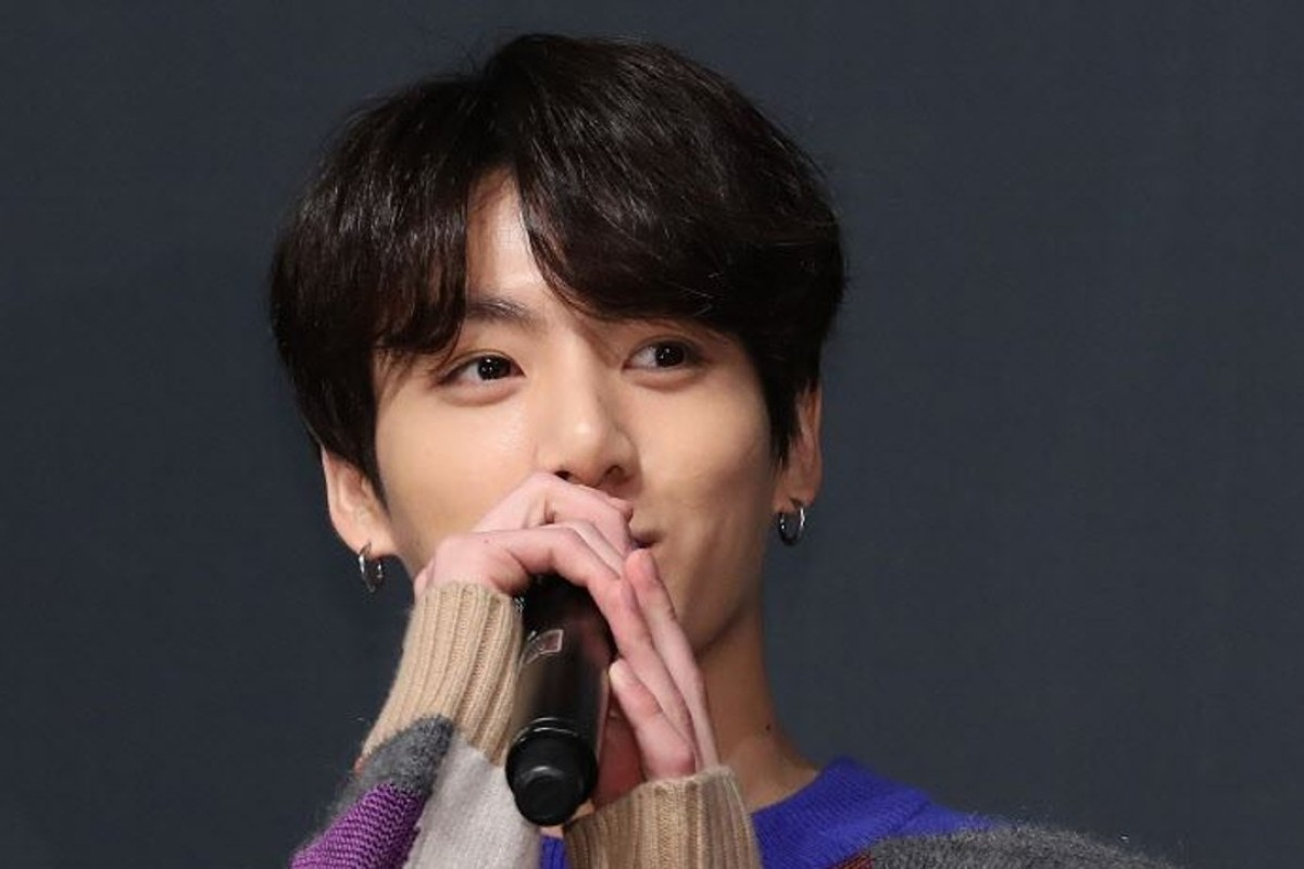 Jungkook of K-pop boy band BTS is the most popular Korean celebrity in China, according to the latest HI★CHINA Ranking. Photo: Yonhap