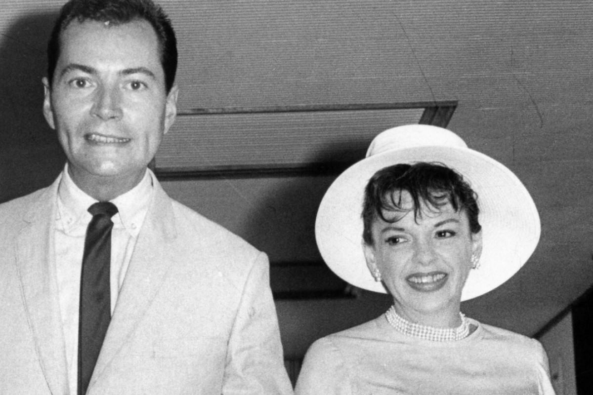 When American actress Judy Garland visited Hong Kong, and had to be ...