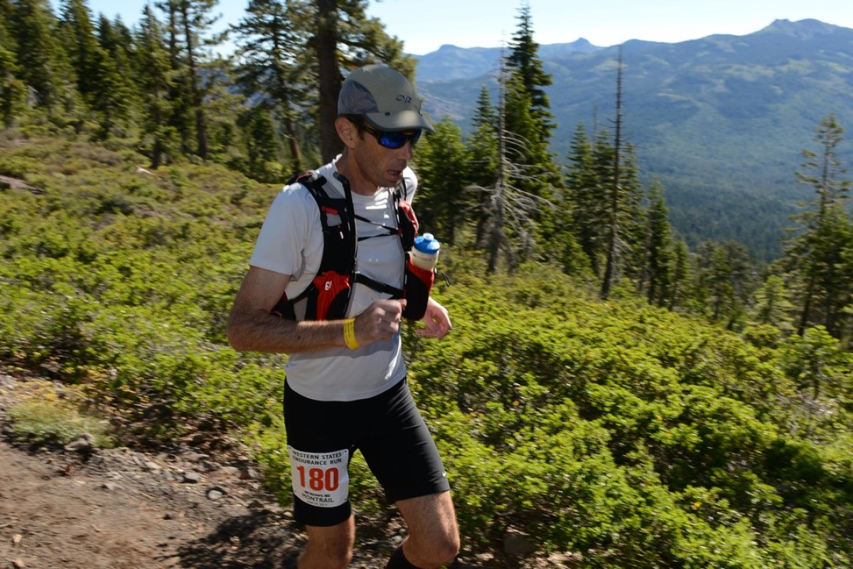 Will Hayward runs the 2013 WS100 but aims to become a double finisher. Photo: Western States