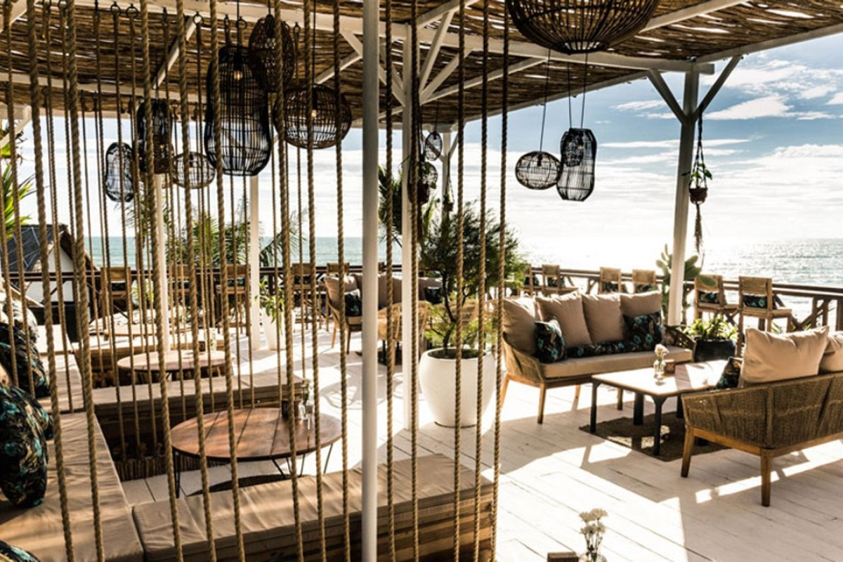 There are so many Instagram-worthy spots at The Lawn in Canggu.