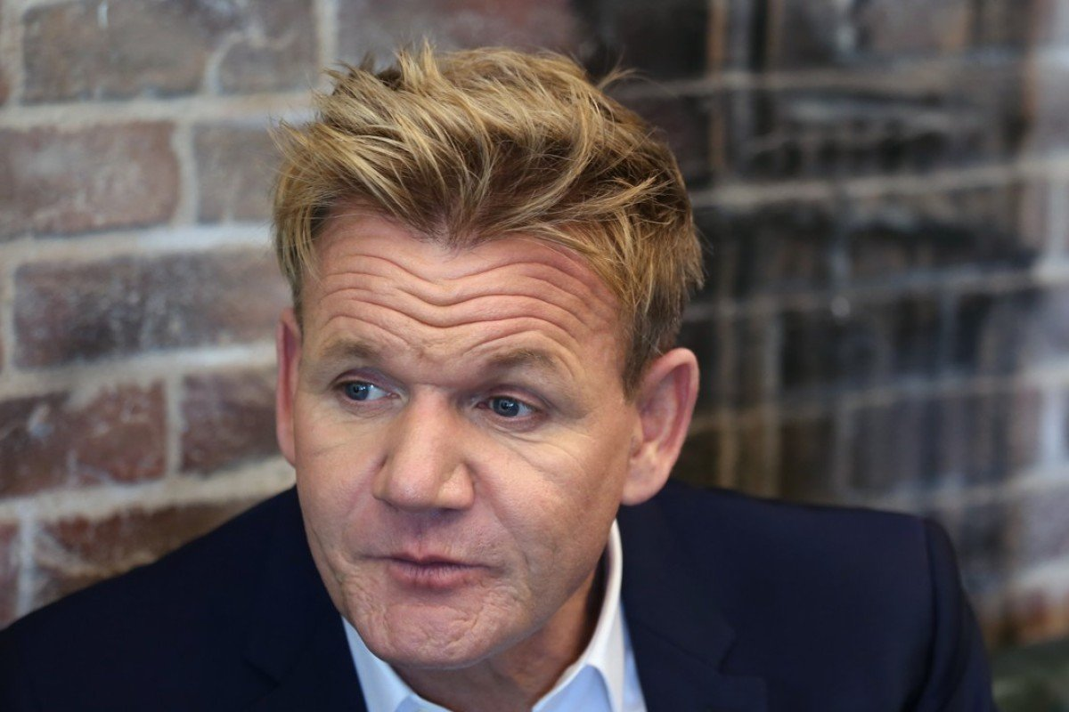 Celebrity chef Gordon Ramsay has a strong connection with Hong Kong, having opened Bread Street Kitchen in Lan Kwai Fong in 2014 and London House, in Tsim Sha Tsui, a year later. He is expected to open his third outlet in the southern Chinese city, Maze Grill Hong Kong, in early October. Photo: Jonathan Wong