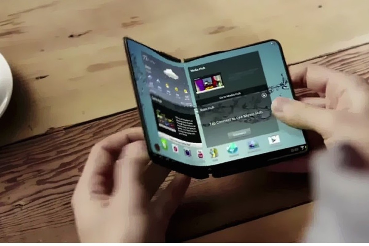 Reports suggest Samsung may launch its new foldable smartphone, tipped to be called Galaxy X, in 2019.