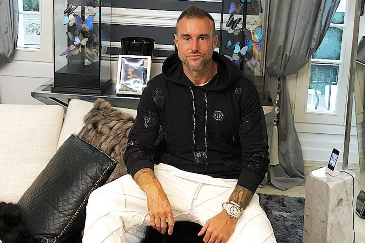German designer Philipp Plein, who opened his first boutique nine years ago, is emblematic of luxury's shift toward a pop-culture sensibility that fetishises the new and flashy and downplays old-style craftsmanship. Photo: Instagram