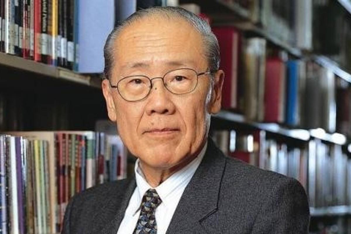 Professor Wang Gungwu. Photo: Handout
