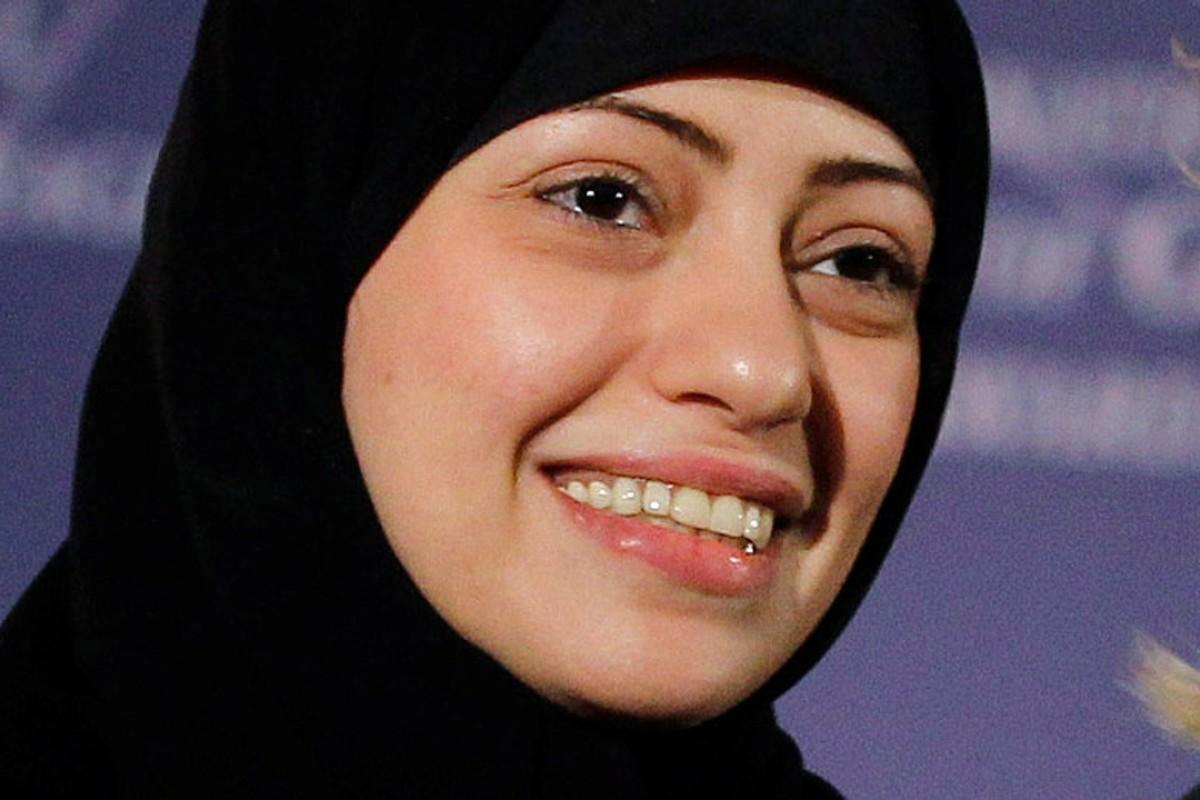 Women's rights activist Samar Badawi is imprisoned in Saudi Arabia. Photo: Reuters