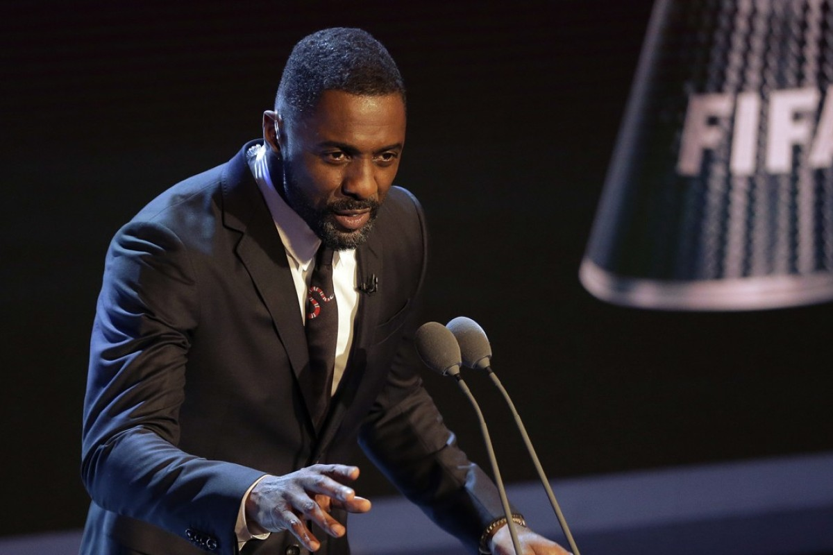 Elba has been linked to the Bond franchise for years, although he has previously said that he thought he might be too old to play the superspy role. Photo: AP