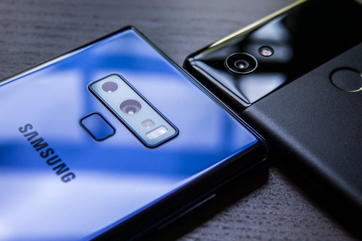 The quality of the images taken by cameras on Samsung and Google smartphones is so close in tests that it may simply come down to nothing more than personal preference. Photo: Business Insider