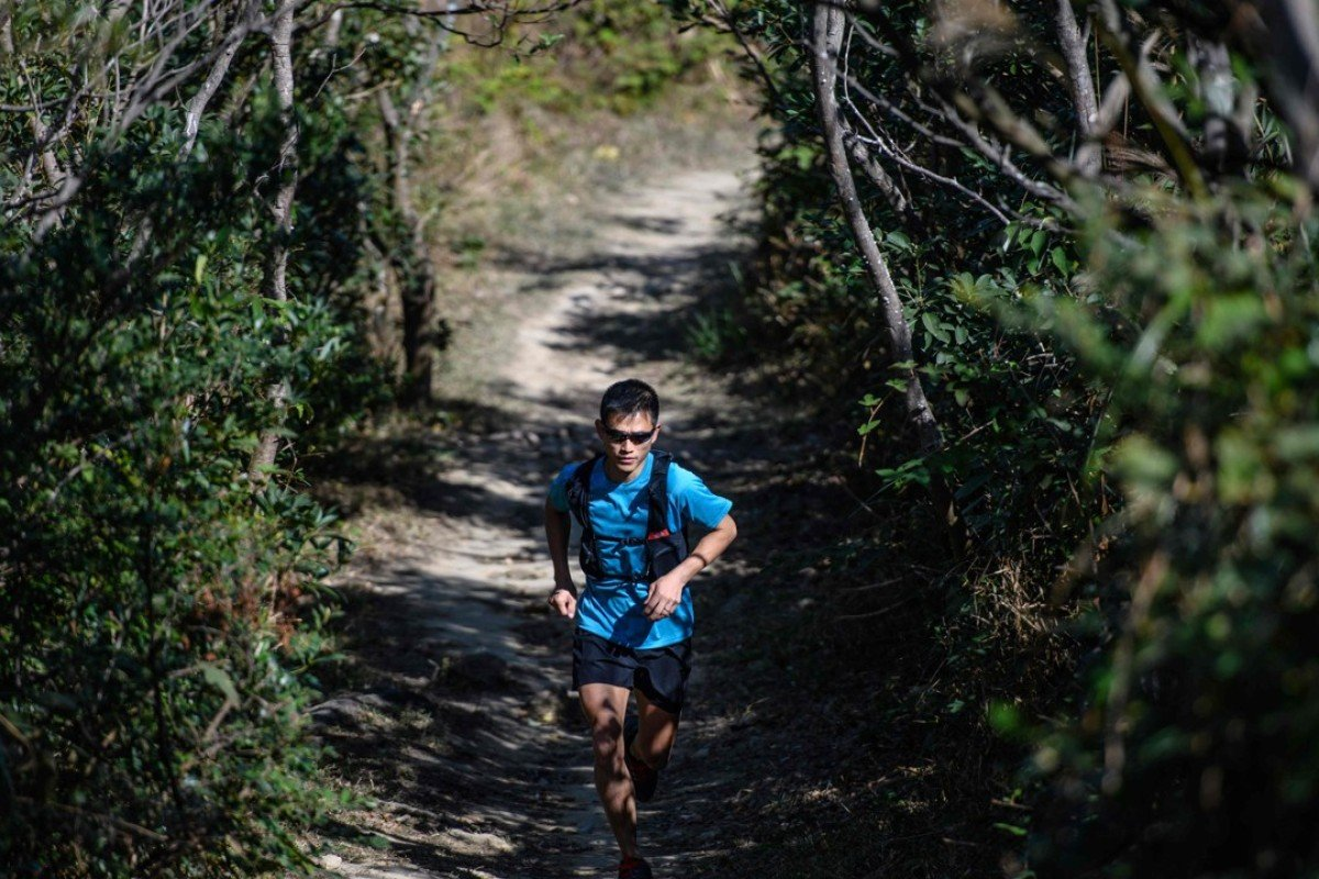 Stone Tsang Siu-keung is one of two Hongkongers who took part in the Trail World Championships, but top runners will have more opportunities with the new partnership. Photo: AFP