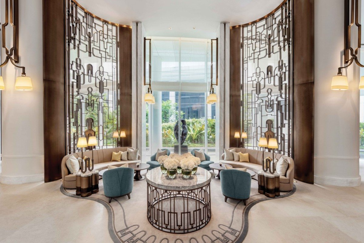 André Fu's design seeks to offer guests a holistic hotel experience that melds contemporary architecture with traditional Thai culture.
