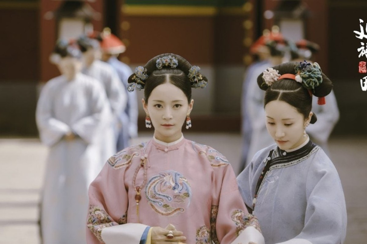 A scene from the hit Chinese historical television drama, 'Story of Yanxi Palace', with authentically recreated Qing dynasty outfits which have made a huge impact on viewers, bloggers and the world's fashion stage.