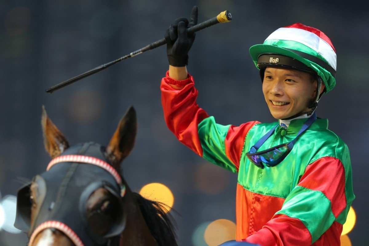 Victor Wong is finding winners early in the season. Photos: Kenneth Chan