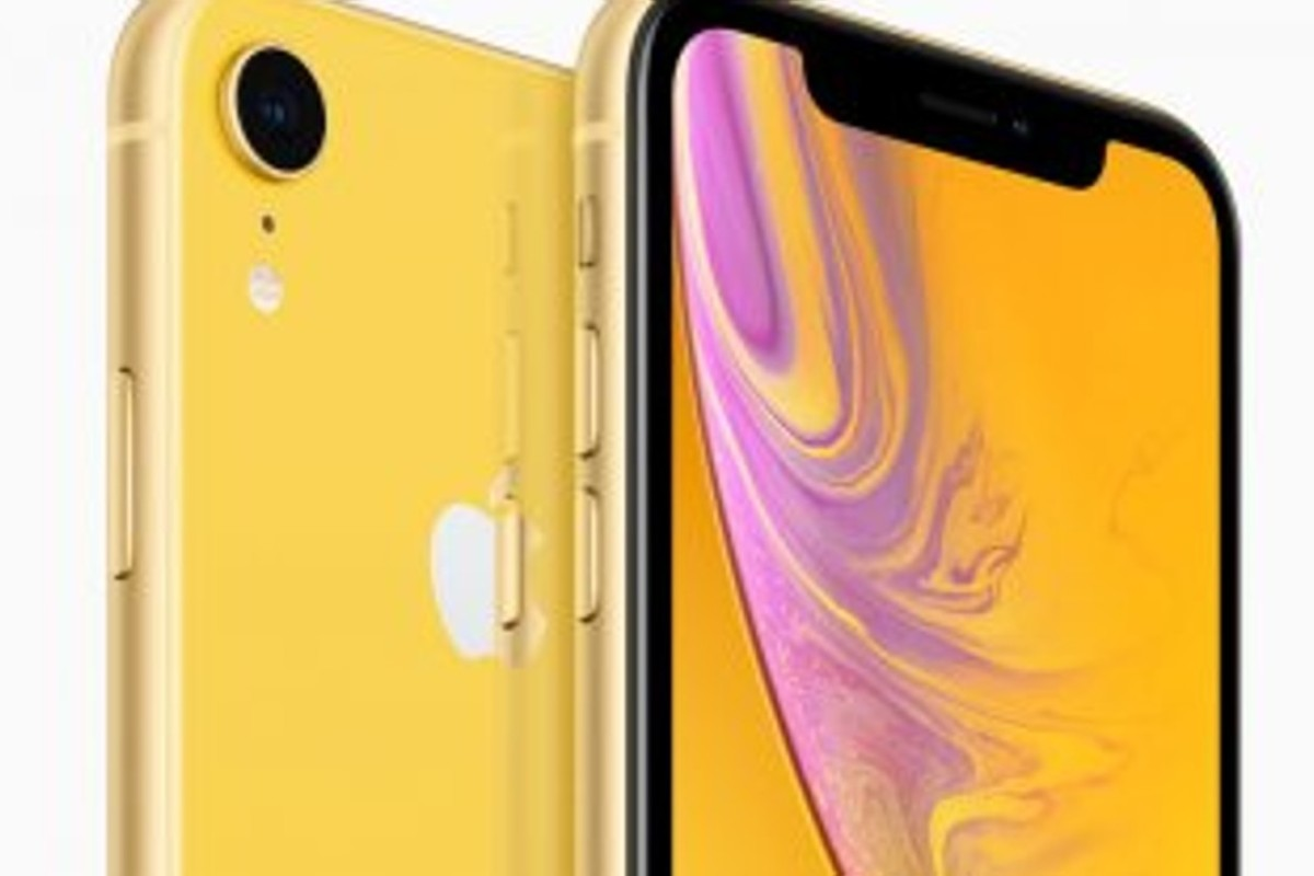 Apple's new iPhone XR – offering many high-end features at an affordable price – could prove very popular with people who have been waiting to upgrade their smartphones. Photo: Apple
