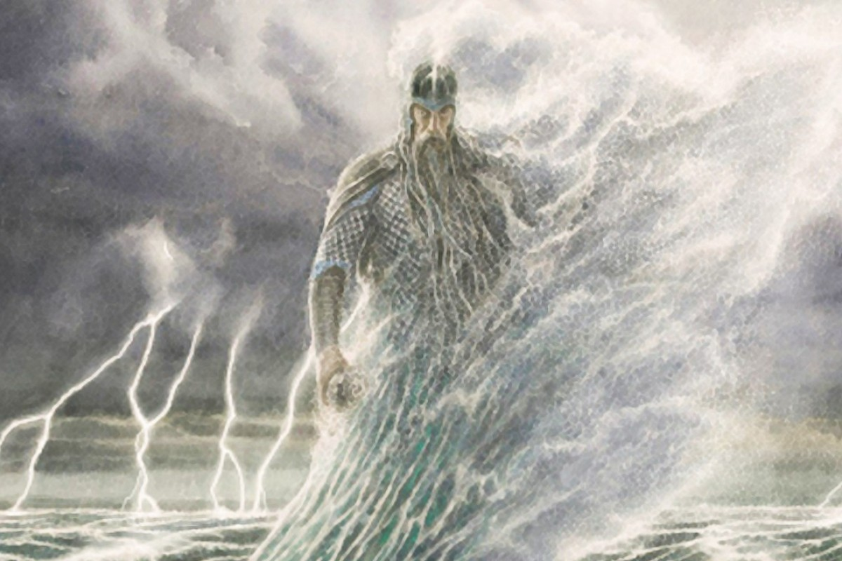 Fantasy, adventure and the dichotomy of good and evil drive the narrative for The Fall of Gondolin, by J.R.R. Tolkien.