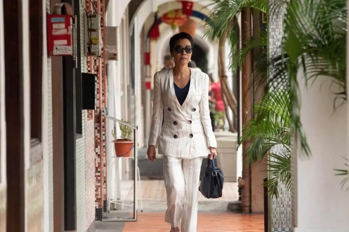 Street Fashion Film Asian