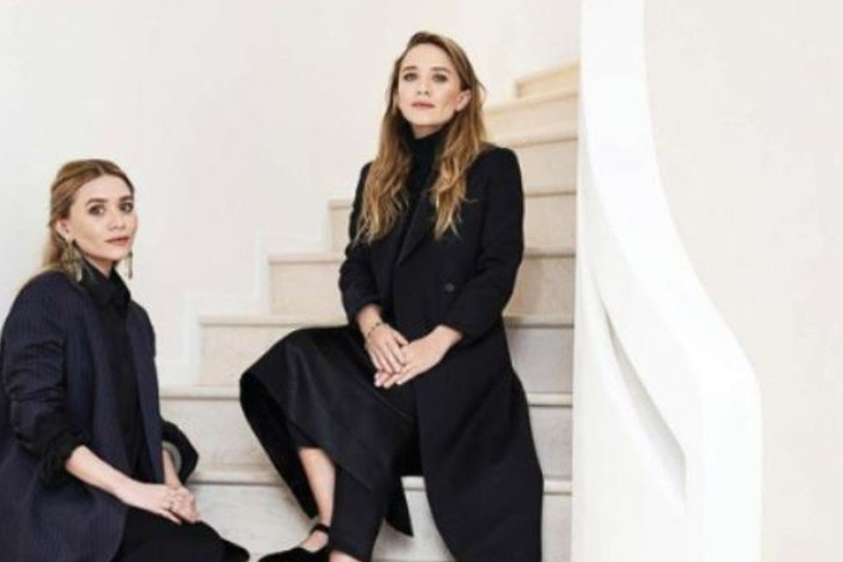 American luxury fashion design house The Row, founded in 2006 by Ashley Olsen and her sister Mary-Kate Olsen (above), is releasing its first menswear collection solely at Joyce Hong Kong and China boutiques.