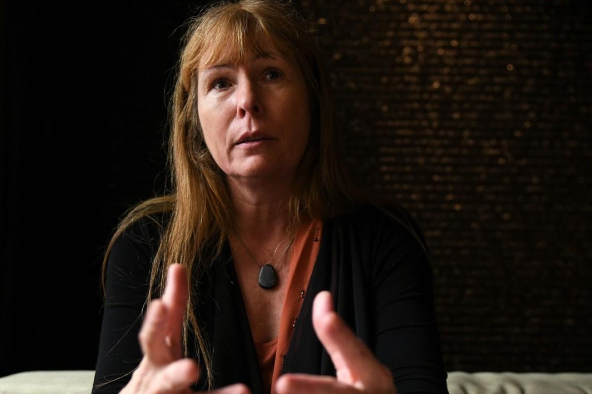 Clare Rewcastle Brown. Photo: AFP