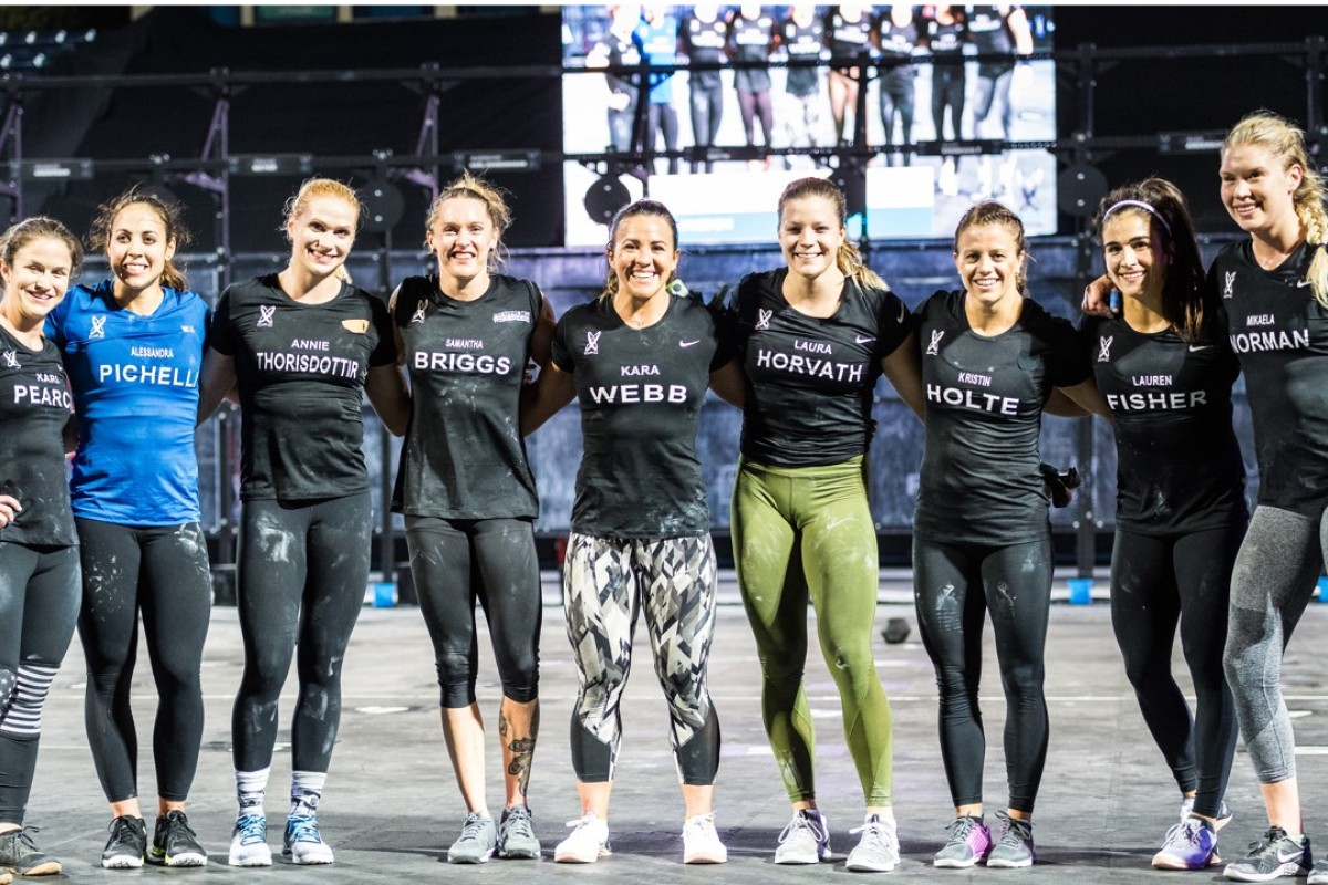 Dubai CrossFit Championship: first sanctioned event goes to United