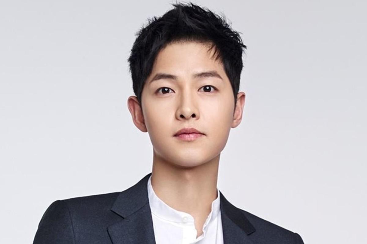 'Descendants of the Sun' star Song Joong-ki.
