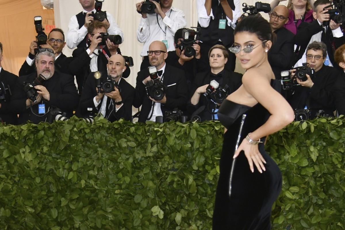 Kylie Jenner has 120 million followers on Instagram, while Kylie Cosmetics has 18.5 million. Photo: AP