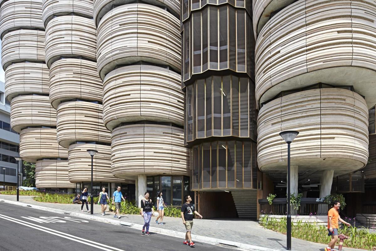 Singapore's Nanyang Technological University. Photo: Handout