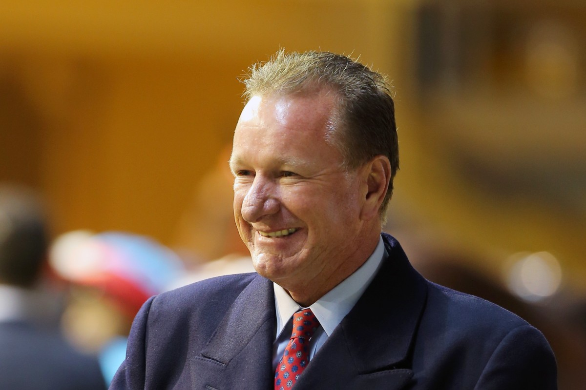 Trainer Tony Millard has an interest in Saturday's Cape Derby in South Africa. Photos: Kenneth Chan