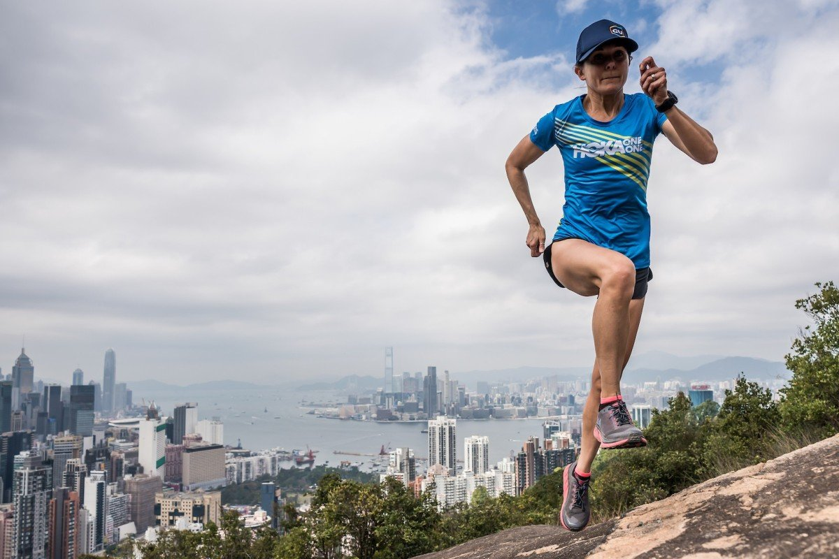 Magdalena Boulet is one the world's top runners and is in Hong Kong for the Nine Dragons Ultra. Photos: ©iancorless.com