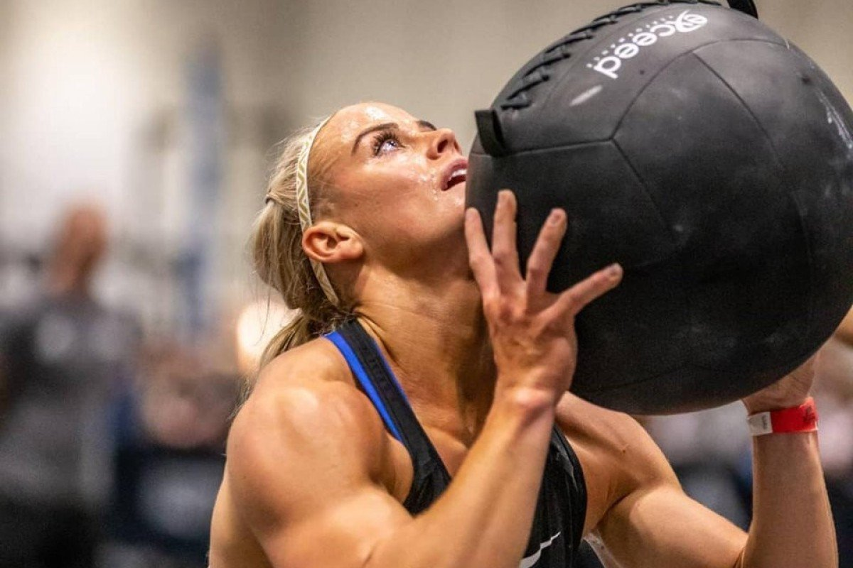 77b20201a97 Sara Sigmundsdottir is going to the 2019 CrossFit Games after winning the  CrossFit Strength In Depth