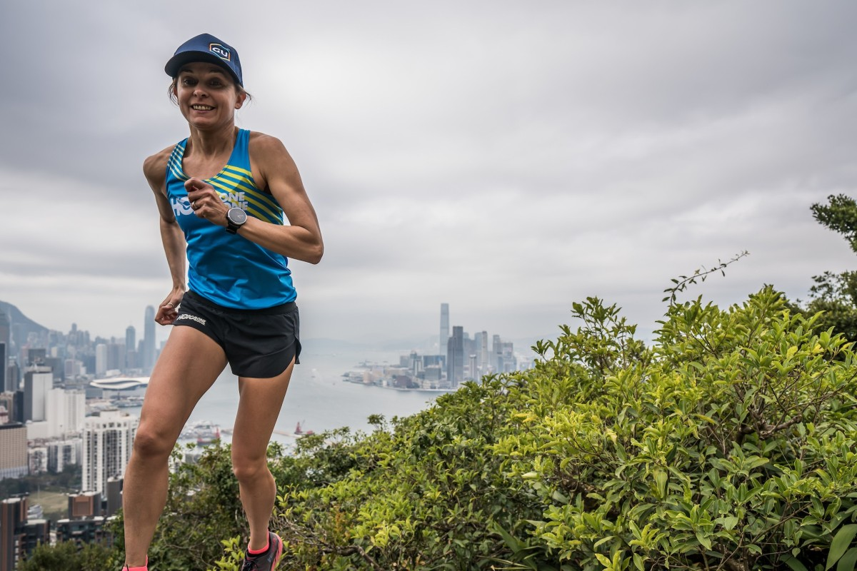 For Magdalena Boulet, epic challenges are central to why she runs. Photo: ©iancorless.com