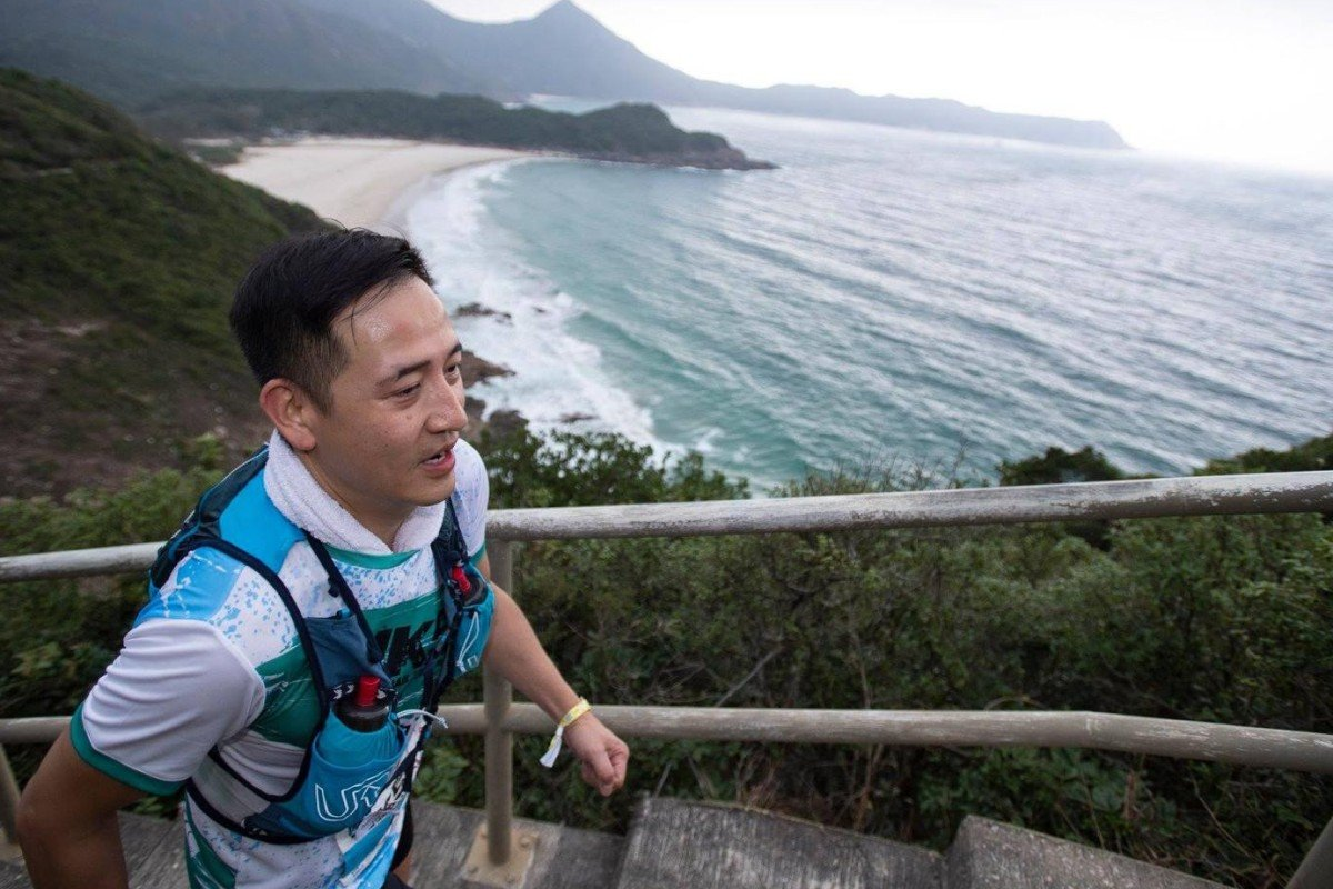 Jason Ng just switched from road running to trail running and is blown away by the community spirit. Photo: Action Asia Events