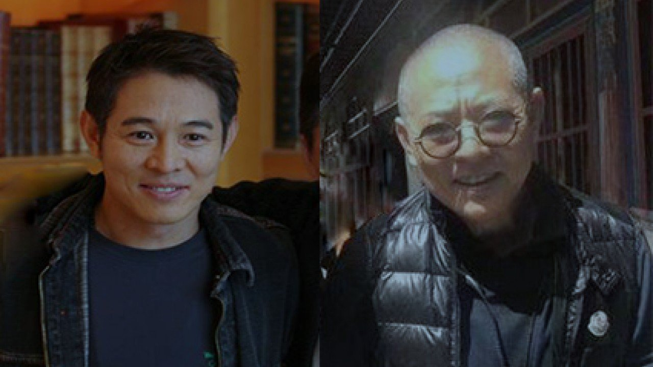Martial arts legend Jet Li is battling illness