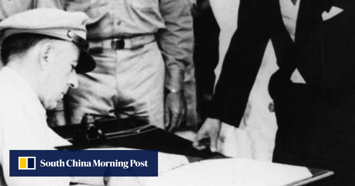 The Days After The Pacific War Ended Unsettling Times In Hong Kong