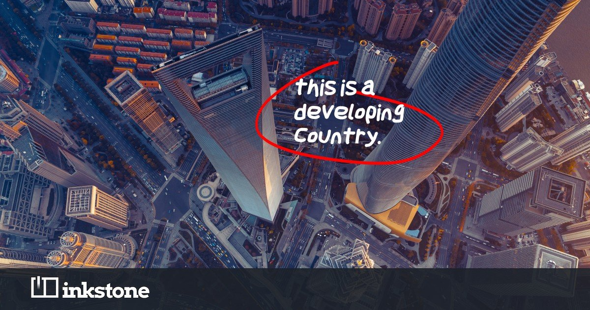 Is China a developed country? A long (and better) answer - Inkstone