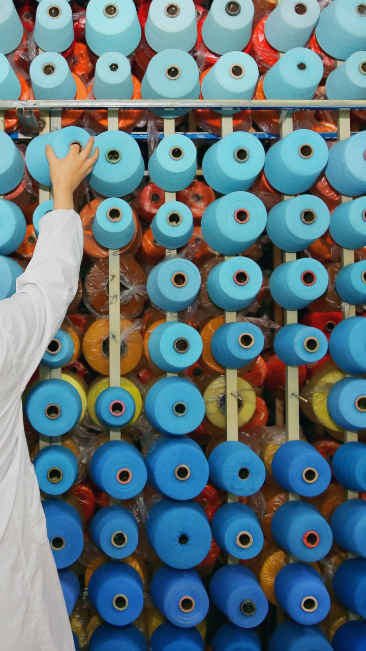 Tough times for China's once-booming clothing industry