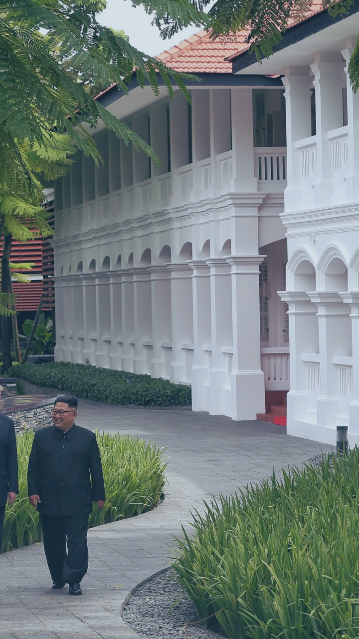 Trump, Kim agree to remove nukes after spending 'intensive time' together