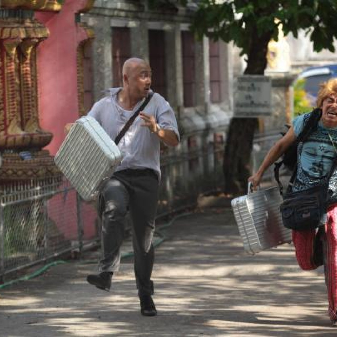 Xu Zheng's 'Lost in Thailand' film spurs Chinese tourist