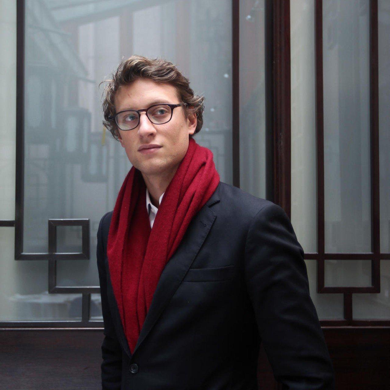 My life: Arthur de Villepin   South China Morning Post