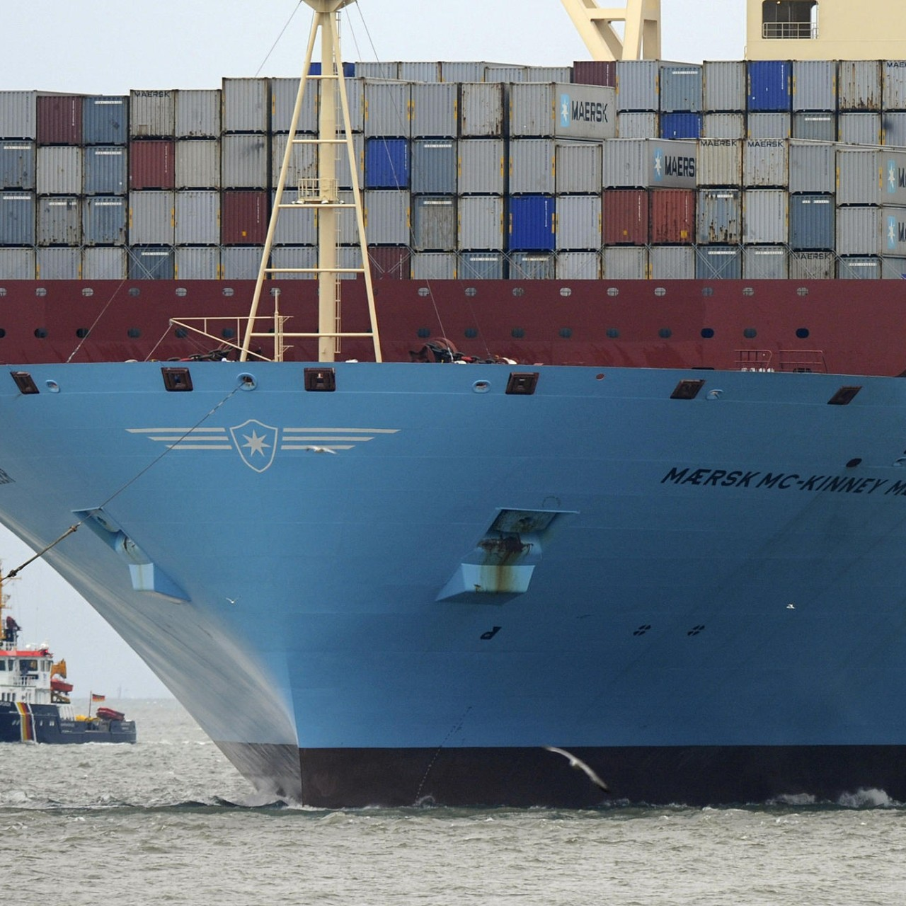 Maersk Line, MSC alliance may stifle competition | South China